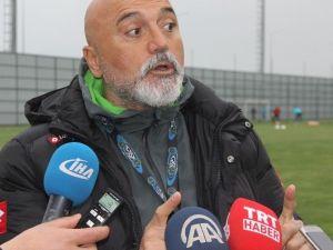 ÇAYKUR Rizespor'da Osmanlıspor Maçı Hazırlıkları