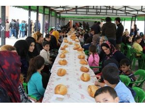 Yüksekovalı Ailelerle Dayanışma Yemeği