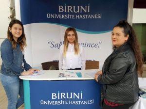 Biruni Üniversitesi'nde Kariyer Günleri Başladı