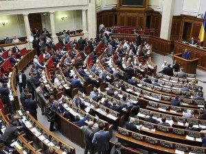 Ukrayna Parlamentosunda Rusya'dan asılsız bomba ihbarı