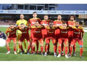 Alima Yeni Malatyaspor Kayseri'ye 6 Eksile Gitti