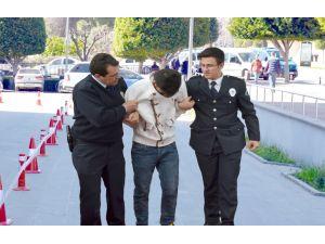 Cinsel saldırıda bulunan zanlı mahkemece tutuklandı