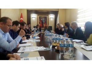 Oka Rekap Projesi İzleme Komitesi Toplandı