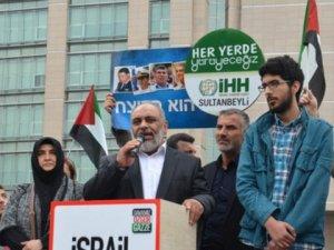 İHH Başkanı: İsrail'i Affetmek Diye Bir Şey Söz Konusu Olmaz