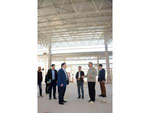 Aksaray Belediyesi Projelerini Bir Bir Tamamlıyor