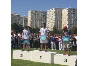 Diyarbakırlı Okçu Türkiye Üçüncüsü Oldu