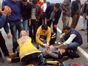 Yol Kenarında Yaralı Olarak Bulunan Kadın, Stajyer Öğretmen Çıktı