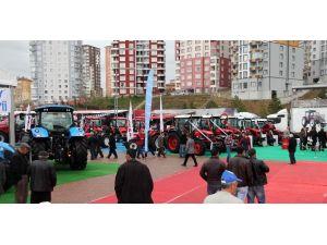 Yozgat'ta 7. Tarım Fuarı hazırlıkları devam ediyor