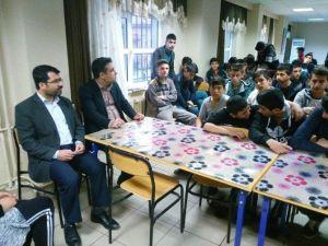 Kahta'da Pansiyonlar Denetleniyor