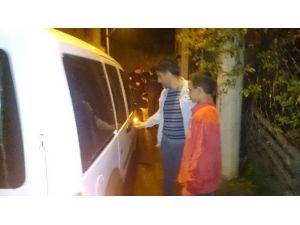 13 Yaşındaki Hırsızlık Zanlısı Yine Tutuklandı