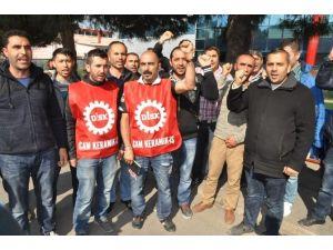 Bir İşçi Çıkarıldı, 130 İşçi Eyleme Gidince İşçilerin Hepsi Çıkarıldı