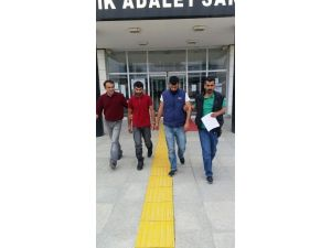 Antalya Serik'te Gasp İddiasıyla 2 Kişi Tutuklandı