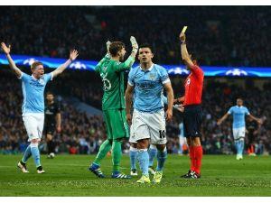 Manchester Cıty Yarı Finalde