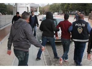 Elazığ'da Terör Örgütü Mkp Operasyonu: 6 Gözaltı