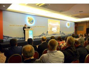 DSİ Mesleki Eğitim Seminerleri Antalya'da Başladı