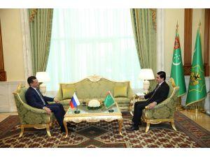 Türkmenistan, Rusya üzerinden Avrupa'ya açılmak istiyor