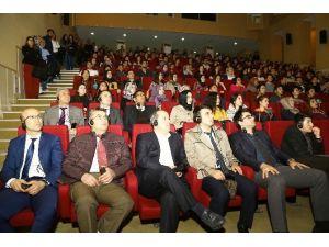 Ünlü TV Belgesel Kâşifi Thomas Culhane, ERÜ'de Öğrencilerle Bir Araya Geldi