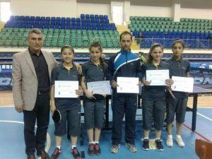 Tatvanlı Sporcular Türkiye 8.'si Oldu