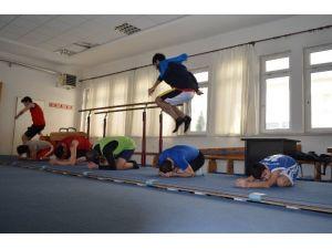 Üniversiteler Gençlikspor 82 Takım Arasında İlk 24 Takım Arasına Kaldı