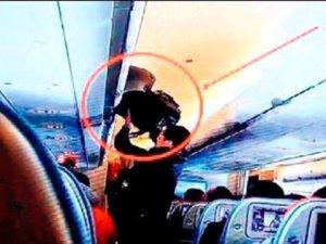 THY Uçağında Hırsızlığa Kabin Memurlarından Suçüstü!
