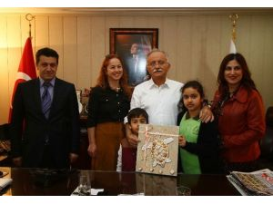 Başkan Karabağ'a Destek Teşekkürü