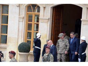 Genelkurmay Başkanı Hulusi Akar Ve MİT Müsteşarı Hakan Fidan, Sınırın Sıfır Noktasında İnceleme Yapacak