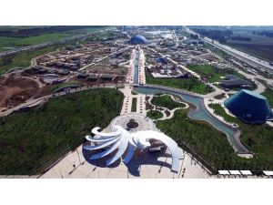 Antalya, EXPO Tarihinin En Yüksek 2'nci Katılım Rakamına Ulaştı