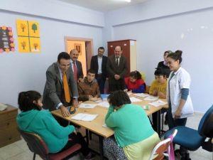 Kaymakam Akpay'dan Eğitim Kurumlarına Ziyaret