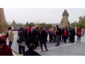 Gemlik Belediyesi Personeli Kapadokya'yı Gezdi
