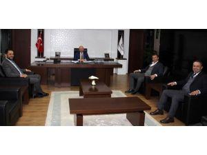 MÜSİAD Kayseri Şubesi Belediye Başkanlarını 16. MÜSİAD EXPO Fuarı'na Davet Etti