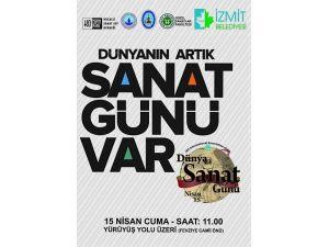 İzmit'te Yürüyüş Yolu Sanat Festivaline Dönüşecek