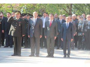 Atatürk'ün Bergama'ya Gelişi 82. Kez Coşkuyla Kutlandı