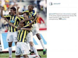 Hooıjdonk'tan Fenerbahçe'ye Derbi Desteği
