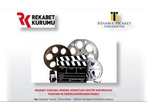 Rekabet Kurumu, sinema hizmetleri sektör raporunu açıklayacak