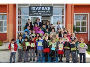 İZAYDAŞ'ı Yılın İlk Çeyreğinde Bin 715 Öğrenci Ziyaret Etti