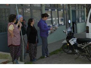 Mahalle Sakinleri Kameraların Faaliyete Geçirilmesini İstiyor