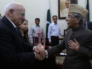 TBMM Başkanı Kahraman'ın Pakistan temasları sürüyor