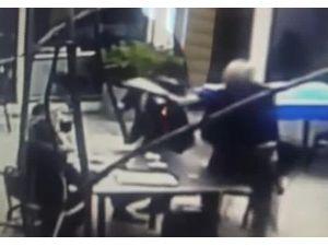 Kooperatif Başkanına Biber Gazlı Ve Demir Çubuklu Saldırı Kamerada