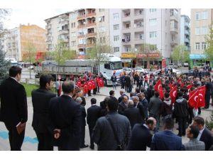 Bayır-bucak Türkmenleri İçin Kırşehir'den 45. Tır Yola Çıktı