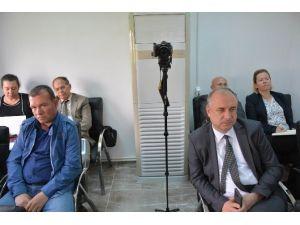 Genel Müdür Başa Çokal Barajı Gökbüet Su Birliği Meclis Toplantısına Katıldı