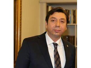 AK Parti Kaman İlçe Başkanı Necati Çolak Oldu