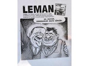 Sakaryalı Muhtarlardan Leman Dergisi'ne Suç Duyurusu
