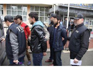 PKK Operasyonu Şüphelisi 7 Kişiye Adli Kontrol