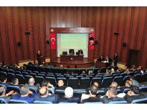Osmaniye'de 2016'da Yapılacak 444 Projenin 56'sı Tamamlandı