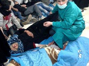 Abluka altındaki Madaya'da ölümler sürüyor