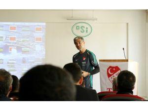 Diyarbakır'da Kalecilere Eğitim Verildi