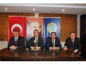 """Mersin SMMMO Başkanı Tokgöz: """"Tüm Üyelerimizin Sesi Olmaya Çalıştık"""""""