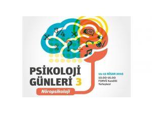 Fatih Sultan Mehmet Üniversitesi'nde 'Psikoloji Günleri' Başlıyor