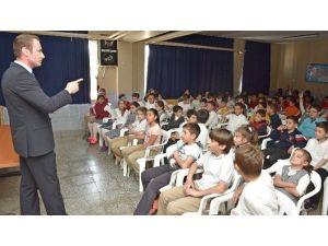 Öğrencilere Geri Döşüm' Eğitimi