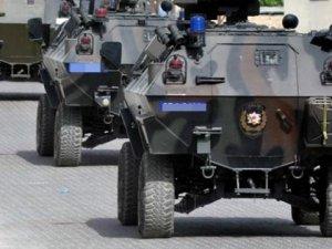 Nusaybin'de Zırhlı Araca Bombalı Tuzak: 4 Asker Yaralı